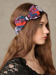 headband with bow best 25 bandana bow headbands ideas on diy headband