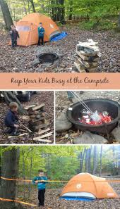 95 best camping for kids images on pinterest camping ideas