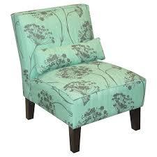 Aqua Accent Chair Script Accent Chair Dawndalto Home Decor Aqua Accent Chair