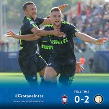 inter fan club inter milan blog inter milan news inter manager luciano spalletti lauded the selflessness of ivan perisic after the star attacker helped overcome a dogged crotone on saturday