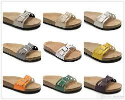 famous brand arizona women u0027s flat heel sandals summer beach