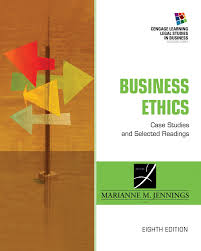 Business Ethics Case Studies And Selected Readings 8th Edition