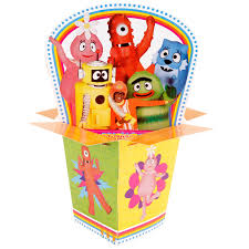 Yo Gabba Gabba Images by Yo Gabba Gabba Centerpiece Birthdayexpress Com