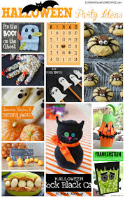 halloween party ideas round up