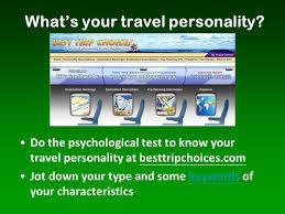 Colorado Travel Quiz images Travel personality types quiz jpg