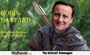 David Cameron Memes - funny david cameron as robin hood pmslweb