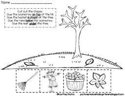 fall positional words practice k g 1 k p 1 1 by mrspayton tpt