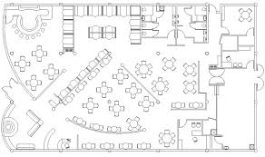 resturant floor plans autocad drawings by christin menendez at coroflot restaurant