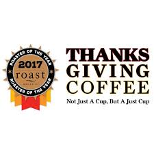 thanksgiving coffee ajustcup