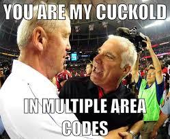 Cuckold Meme - shaking hands page 5 carolina panthers forum