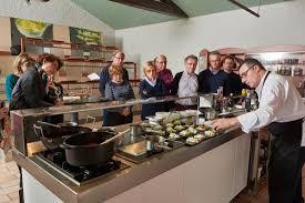 atelier de cuisine nantes cours de cuisine de laurent saudeau au manoir de la boulaie près de