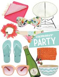 hosting an impromptu summer party momtrends