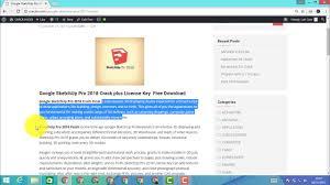 google sketchup pro 2018 plus license key free download