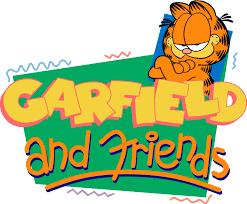 image garfield and friends logo recreation by nina nintyrobo