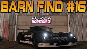 Barn Find 3 Forza Horizon Forza Horizon 2 Barn Find 5 Location San Giovanni Jaguar