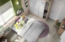 closet under bed bedroom low profile bed with quilt and modern patern throw pillows