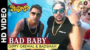 bad baby badshah u0026 gippy grewal youtube