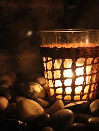 cool candle fireplace diy pictures design ideas tikspor