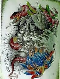 344 best oni images on pinterest japanese tattoos japan tattoo