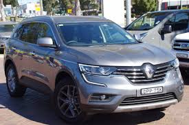 renault koleos 2017 2017 renault koleos zen hzg grey for sale in castle hill sydney
