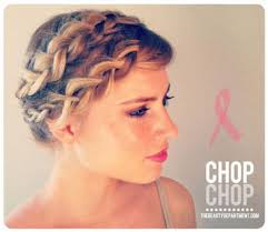 how to cut womens hair with double crown 11 beautiful braids for short hair more com