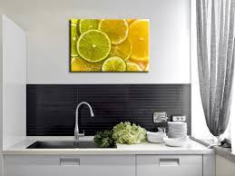 toile deco cuisine tableau moderne cuisine