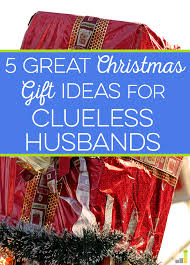 gift ideas for wife for christmas 5 great christmas gift ideas for clueless husbands christmas