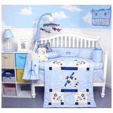 Airplane Bedding Sets by Baby Crib On Airplane Baby Crib Design Inspiration