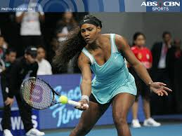 Serena Williams Bench Press Serena Williams Advances To Toronto Semifinals Abs Cbn Sports