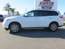 nissan highlander 2016 2016 used nissan pathfinder 4wd 4dr s at capitol expressway used