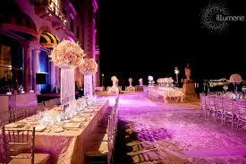 vizcaya wedding vizcaya wedding lighting illumene