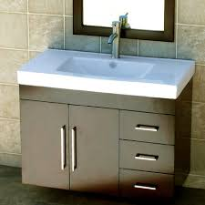 White Bathroom Vanity Without Top Details About 36