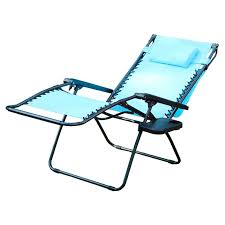jeco oversized zero gravity chair with sunshade and drink tray