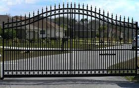 aluminum fence gates home depot eastern ornamental aluminum fence