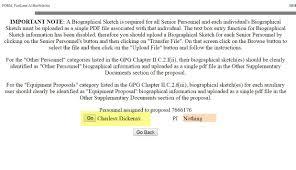 form preparation part 3 nsf sbir