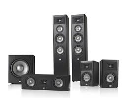 home theater box jbl studio 280 5 1 home theater speaker system package black