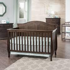 Espresso Convertible Cribs by Camden 4 In 1 Convertible Crib Child Craft