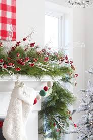 diy fall mantel decor ideas to inspire landeelu com diy christmas mantel decorating ideas the budget decorator