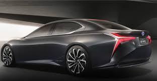 lexus lc f upcoming lexus lc f prepares to set a standard in luxury
