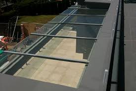 Glass Awning Design Glass Roofs