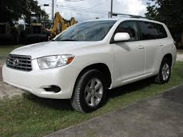 nissan 2008 white toyota highlander 2008 white my mint car youtube