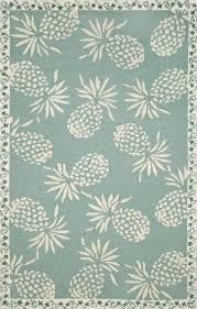 Pineapple Area Rug Bahama Collection Kreska Pinterest Bahama