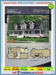 cape cod floor plans modular homes sterling rochester homes cape cod multi level modular home plan