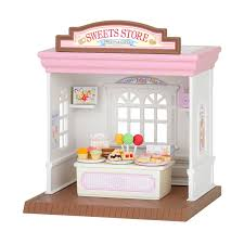 sylvanian families country kitchen set 5033 from austins