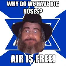 Big Nose Meme - why do we have big noses air is free create meme