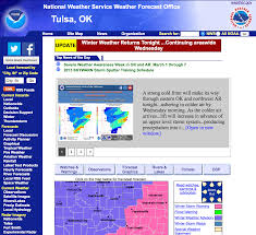 Tulsa Zip Code Map Staying Ahead Of Winter Storms Weather And Agriculture A Plains