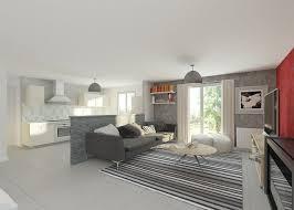 idee ouverture cuisine sur salon am nager une cuisine ouverte c t maison ouvrir la sur le salon