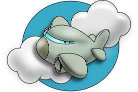 airplane free cartoon plane clip art dromfch 2 clipartix