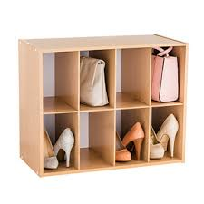 Container Store Shoe Cabinet Vertical Shoe Rack The Container Store