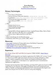 Embedded Engineer Resume Sample by Download Java Developer Resume Sample Haadyaooverbayresort Com